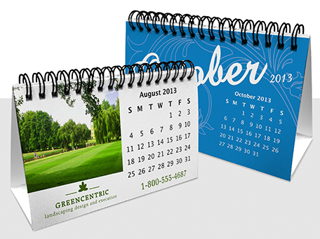 TBG Print | Desk Calendar